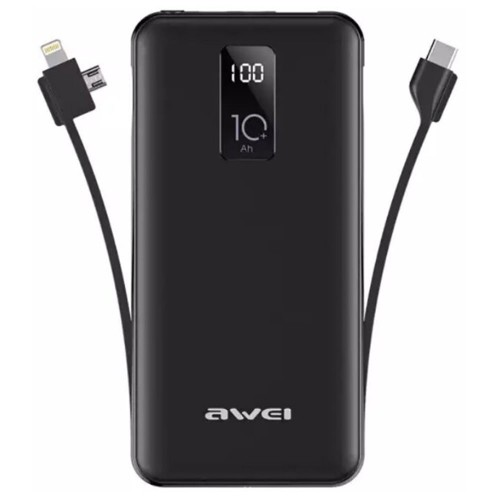Power Bank Awei P41K чёрный