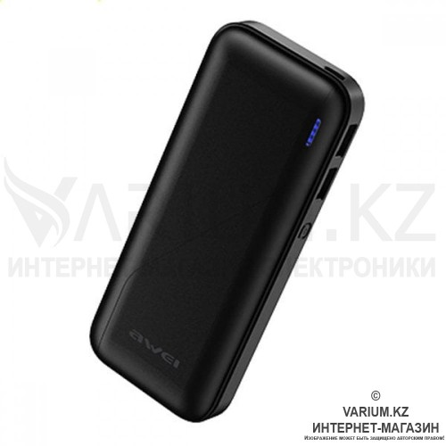 Power Bank AWEI P75K 10000мАч