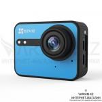 Экшн-камера EZVIZ S1C (Blue)