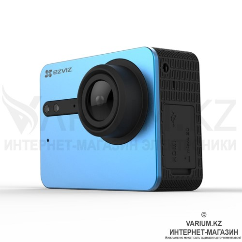 Экшн-камера EZVIZ S5 (Blue)