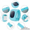GPS трекер детский Wonlex GW300 Azure